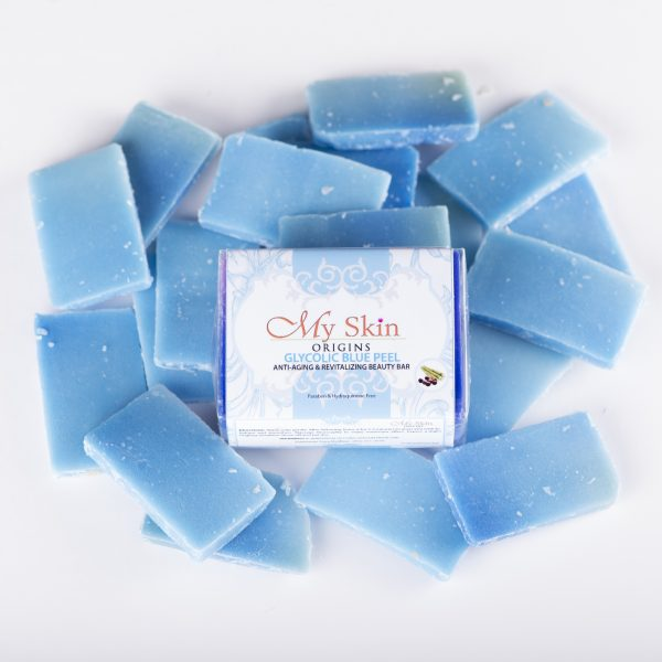 Glycolic Blue Peel Beauty Bar