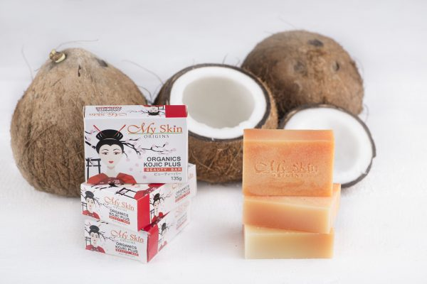 Organics Kojic Plus Beauty Bar
