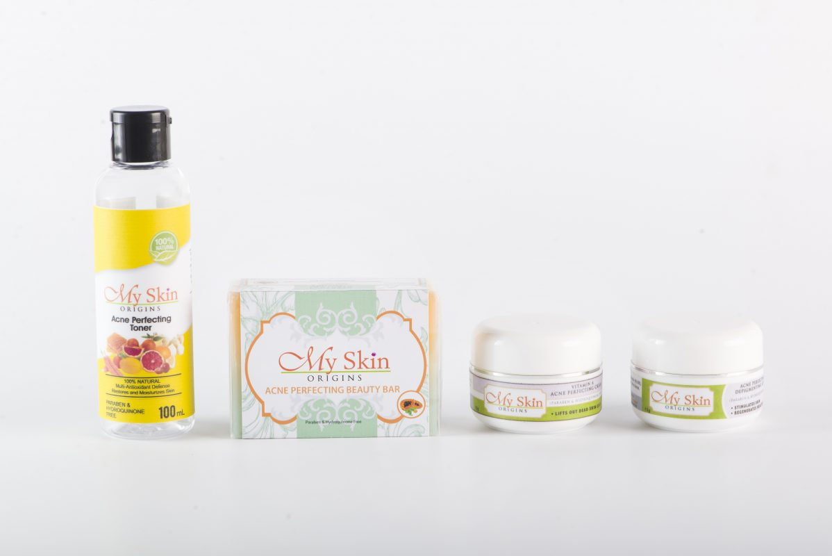 My Skin Origins Acne Set