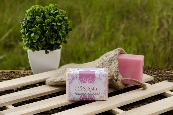 Smooth White Gluta Beauty Bar